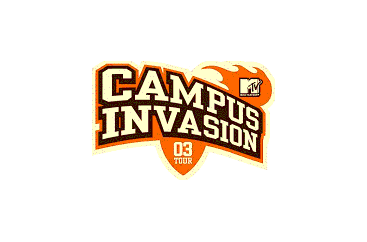 MTV Campus invasion