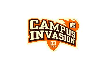 MTV Campus invasion